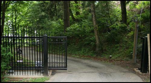 GATE CLOSING